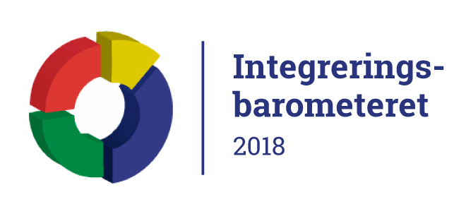 logo for integreringsbarometeret